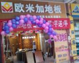 欧米加地板贵州黔西专卖店