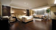 上臣地板-实木系列-圆盘豆