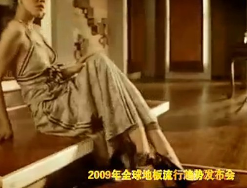 圣象地板宣传片