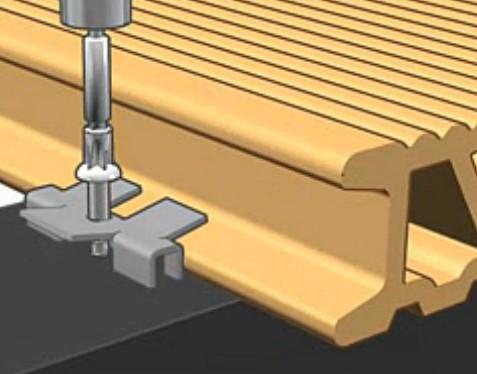 橡古木地板安装方法